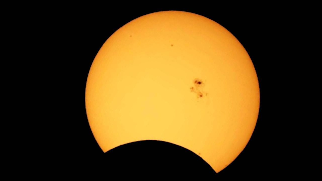 This is what the upcoming partial solar eclipse will look like when viewed from Killarney